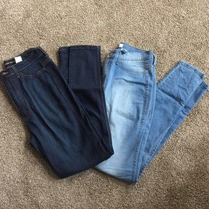 Vibrant Jeans - 💕2pair - Jeans size 13 made in USA💕